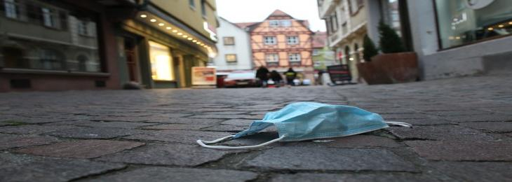 Germany Witnesses Record Death Rate on First Day of Lockdown