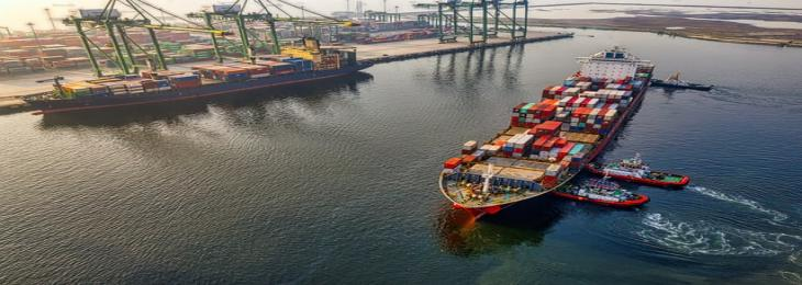 Retail Behemoths Are Turning To Greener Container Ships for Environment