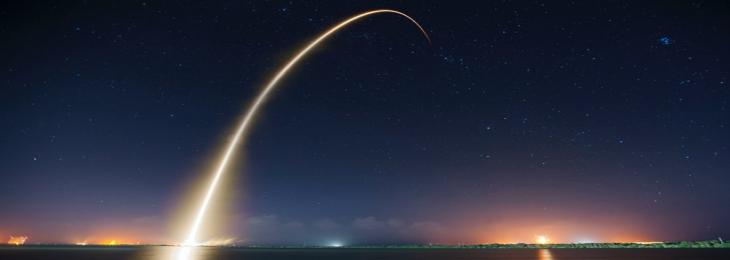 SpaceX Successfully Launches its Falcon 9 Rocket Booster for the Ninth Consecutive Time