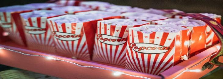 Researchers Find Polystyrene Substitute for Packaging - Popcorn