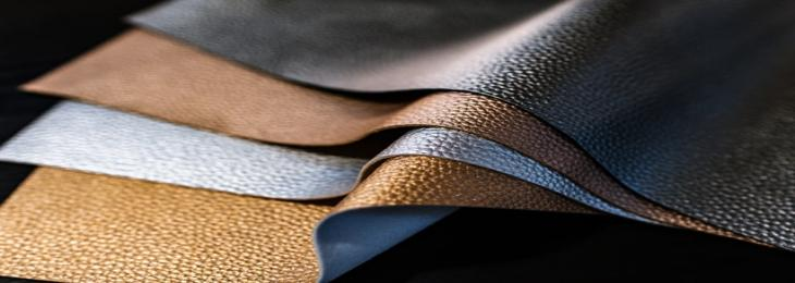 Scientists Produces Sustainable Green Leather Sheets