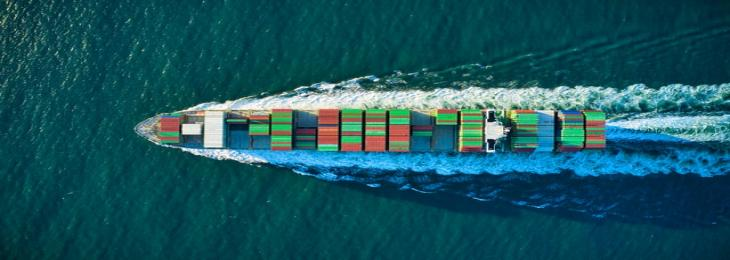 First Emission-Free Cargo Ship Using Interchangeable Battery Containers Sails