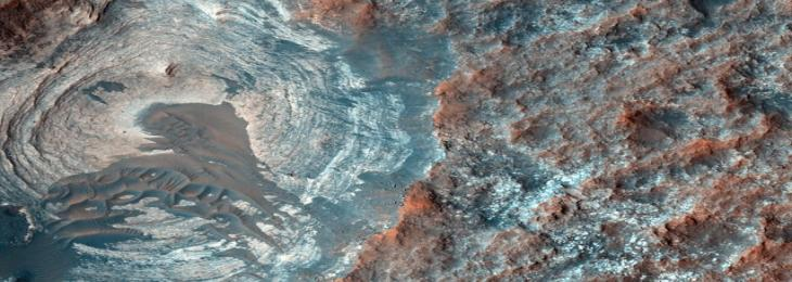 NASA's Rover Successfully Collects First Mars Rock Sample