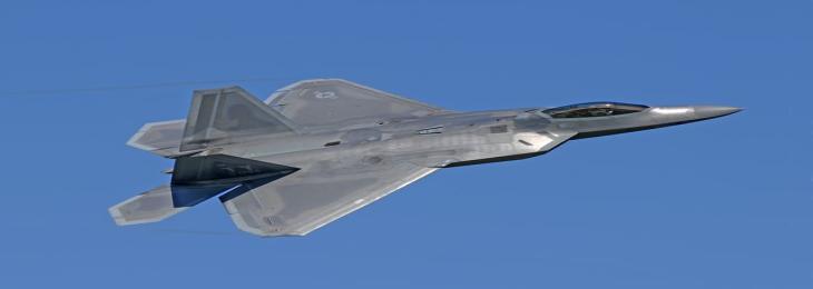 New Engine Design Dampens Fighter Jets' Noise