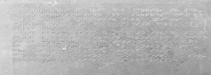 Scientists Create Braille Display For Electronics