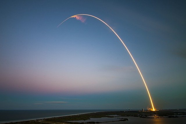 Falcon 9 Rocket Lifts Off for Record Sixth Time
