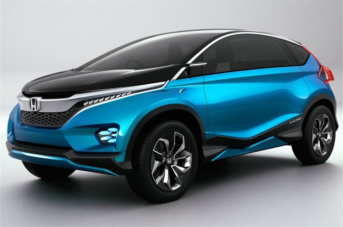 Honda Plans to Expand SUV Range in India