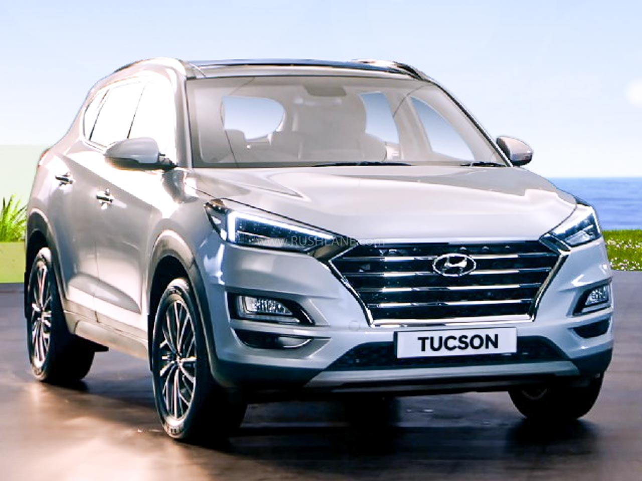 Hyundai Lunches Tucson facelift in India