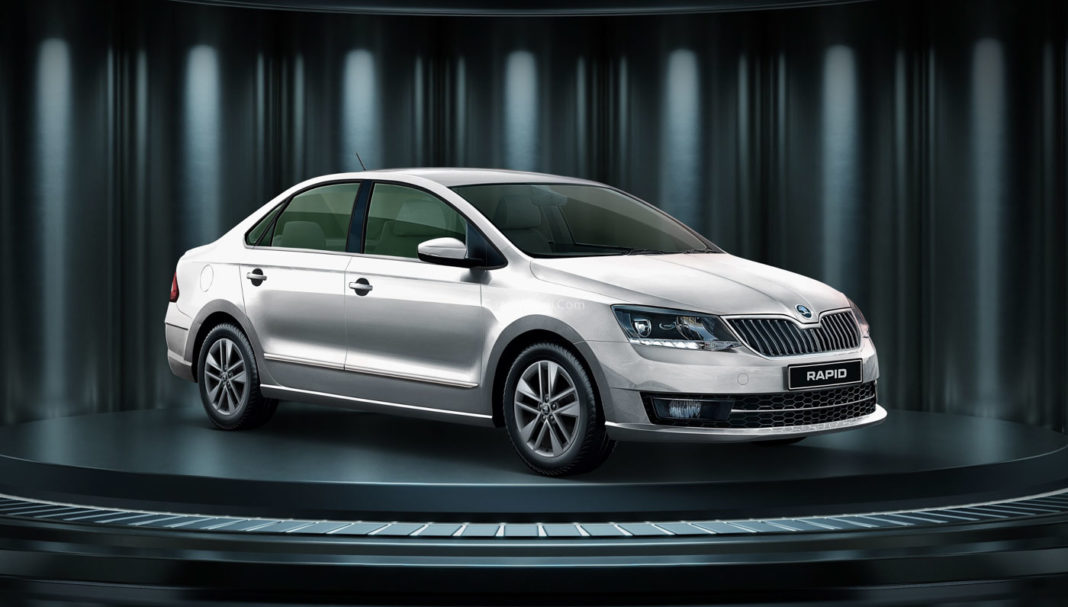 Skoda Launches Rapid Automatic in India