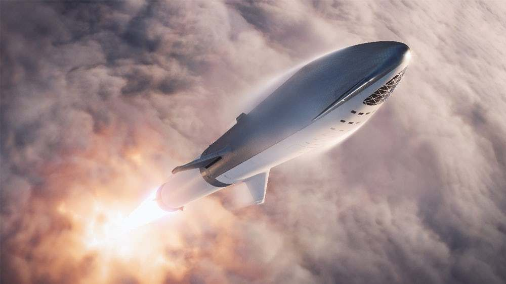 SpaceX Revealed Plans to Build Spaceports