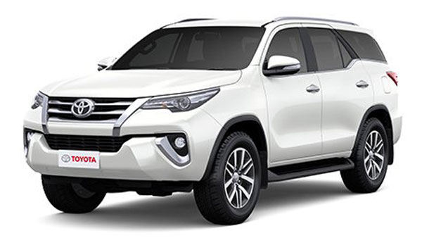 Toyota Introduced New Finance Schemes